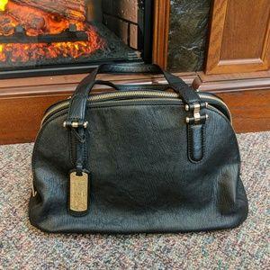 Ralph Lauren leather hand bag